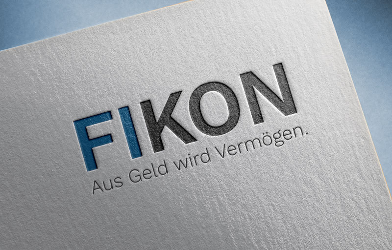 Aus Geld wird Vermögen. Relaunch der Marktpositionierung für die fikon Finanzkonzepte GmbH